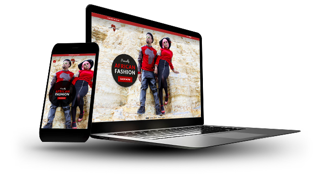 Full Funnel Studios Website Design Afreedom Fashion