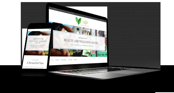 Full Funnel Studios Website Design Choose Life Wellness
